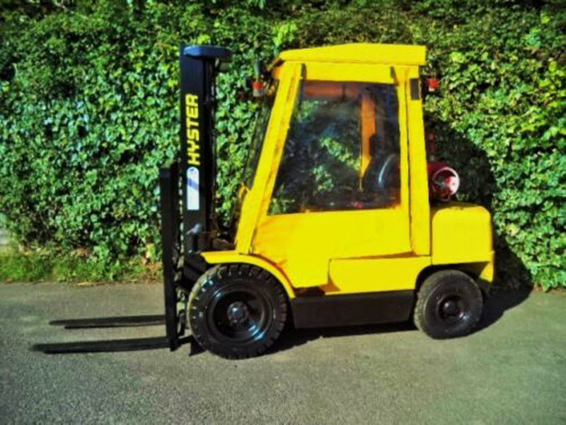 Hyster-3-ton-GAS-LPG-Counterbalance-Forklift-Truck