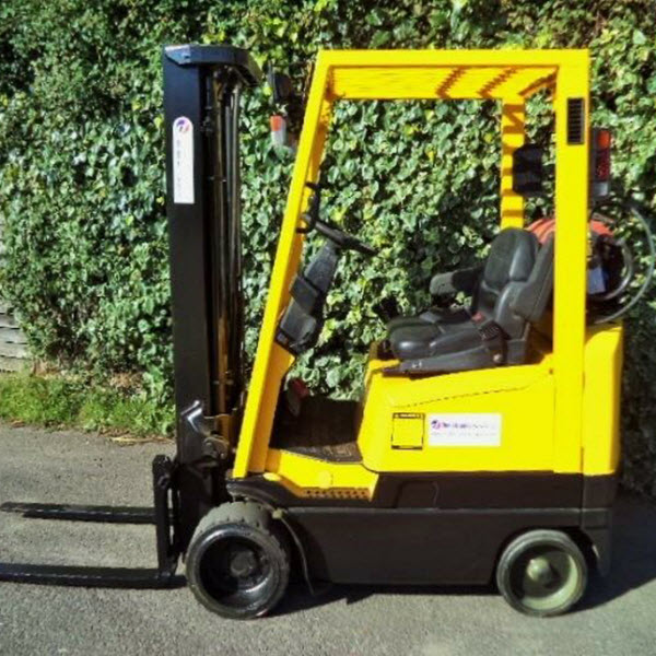 Hyster-Compact-GAS used forklift
