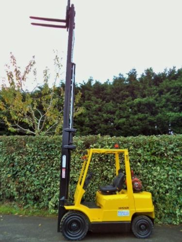 Hyster-GAS-2-5ton-Used-Forklift