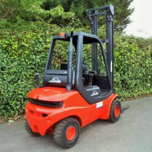Linde H30D counterbalance used forklift truck