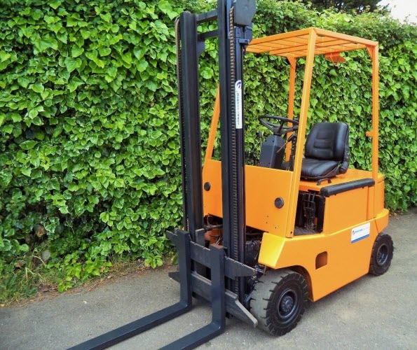 Still-Electric-Counterbalance-used-forklift