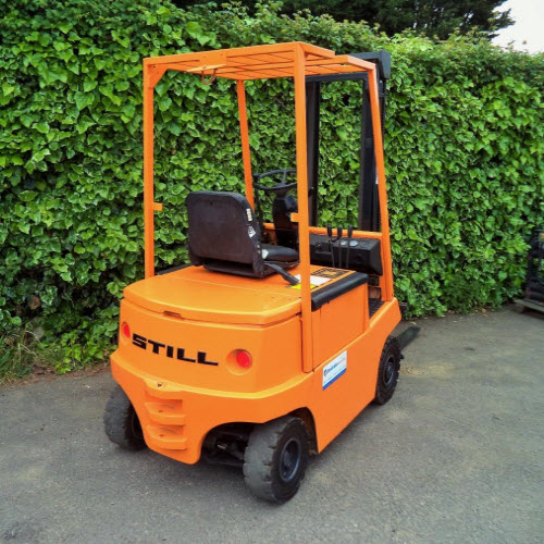 Still-Electric-Counterbalance-used-forklift-s