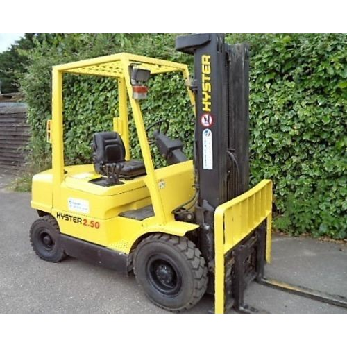 hyster-used-diesel-forklift-counterbalance