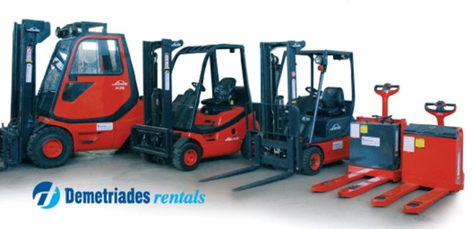 forklift long term rentals