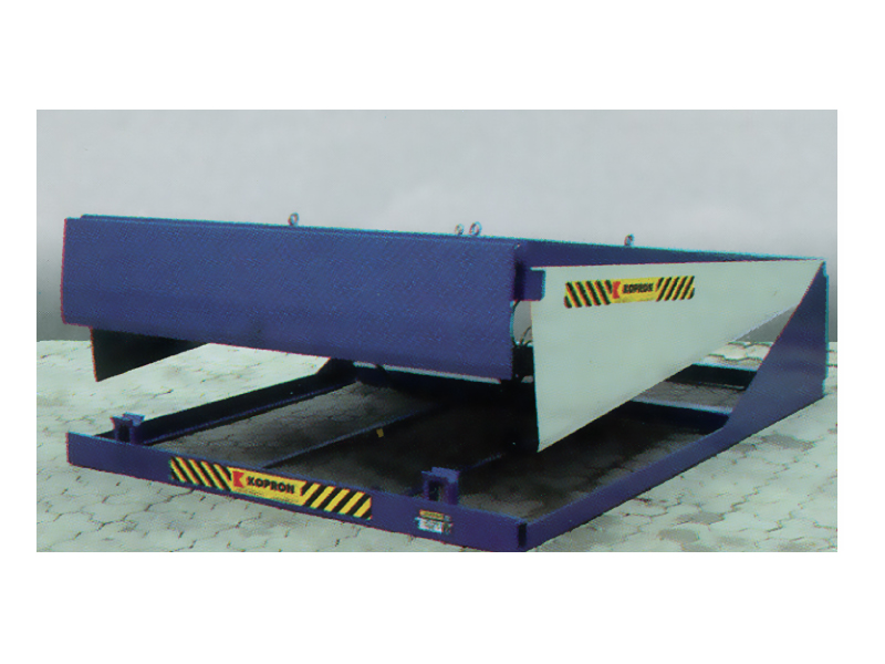 Electro - Hydraulic Dock Levellers