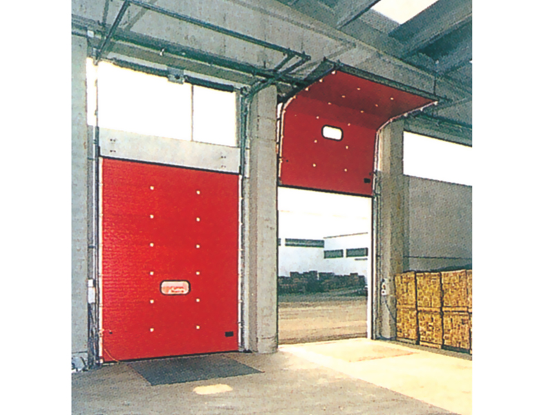 Industrial Sectional Doors - 02