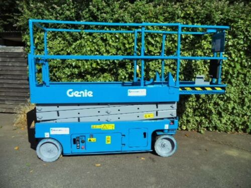 Genie-GS2032-Electric-Sciccor-Lift-Access-Paltform