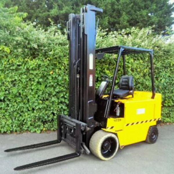 Hyster-4-5ton-Electric-Used-Forklift-s
