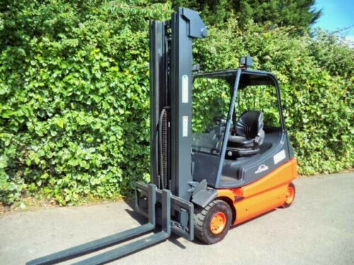 Linde-E25-Electric-Counterbalance-Used-Forklift-Truck