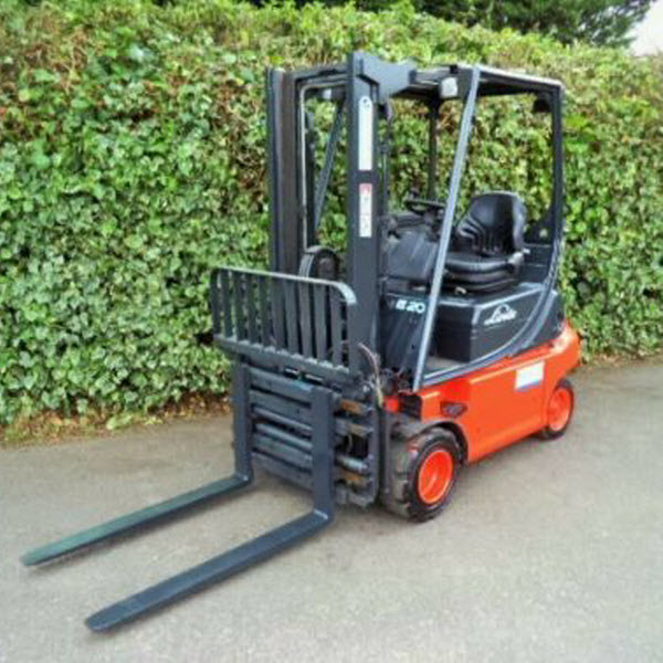 Linde-electric-counterbance-used-forklift-s