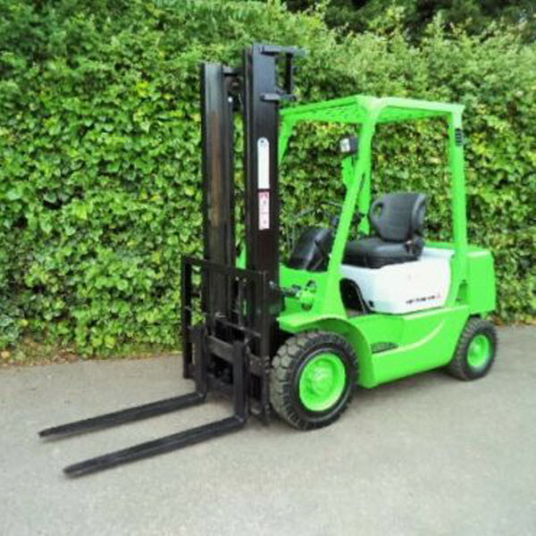 Mitsubishi-2-5-ton-Diesel-used-Forklift-s
